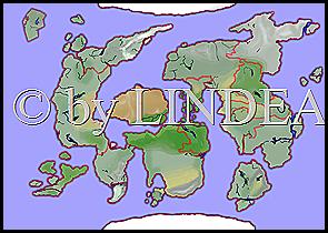 kart landegrenser